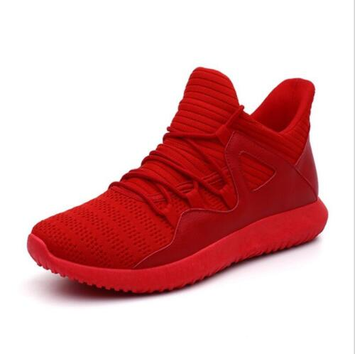New Men/'s sports shoes breathable Casual shoes Athletic Trainers Running shoes
