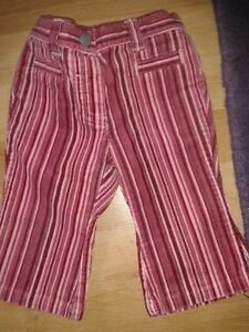 refb231  next trousers 36mth girl stripe pink exc cond - <span itemprop=availableAtOrFrom>Macclesfield, United Kingdom</span> - refb231  next trousers 36mth girl stripe pink exc cond - Macclesfield, United Kingdom