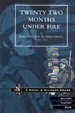 Twenty-two Months Under Fire by H.Page Croft (Paperback, 2002)