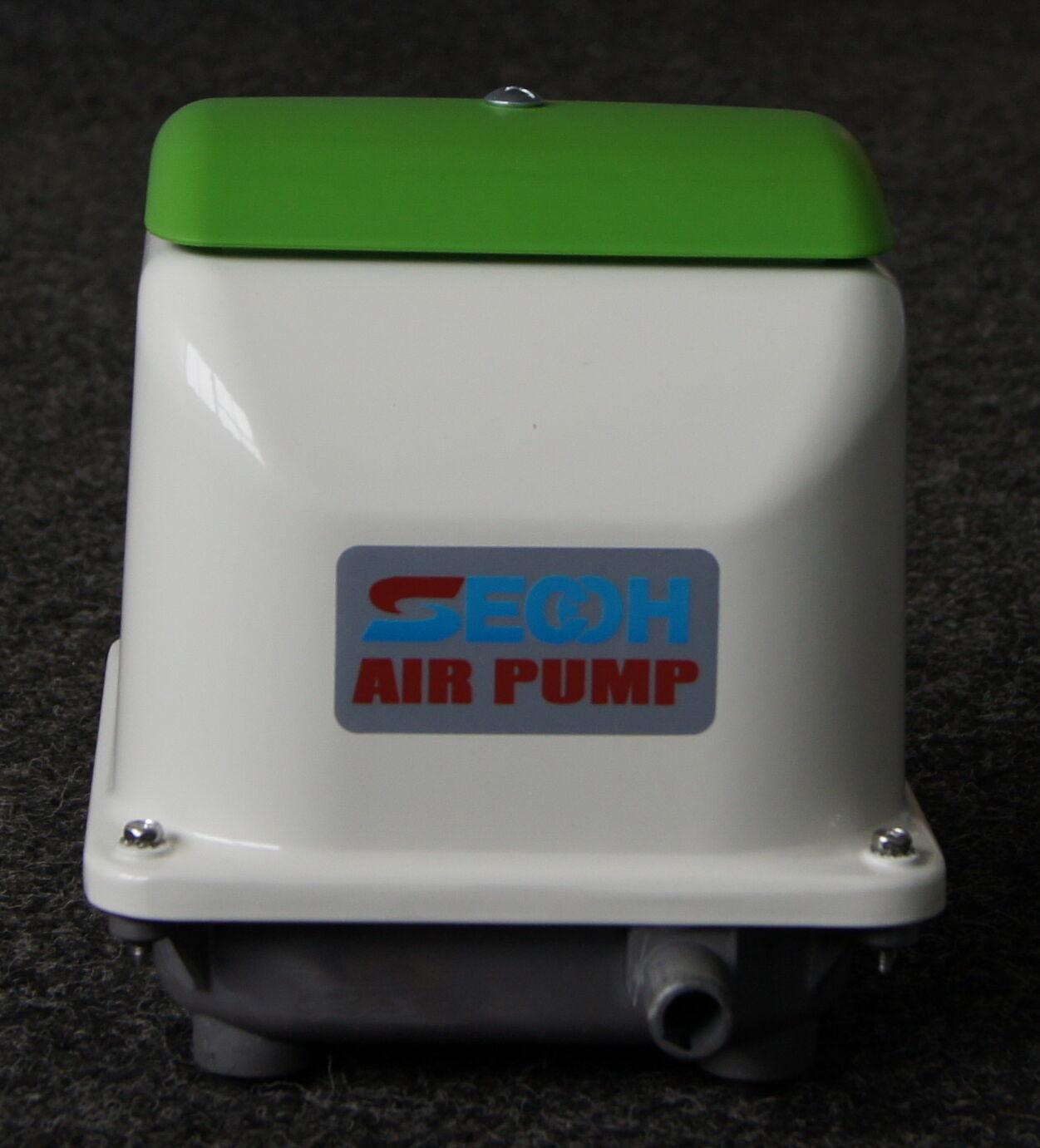 varie dimensioni Secoh jdk 120 SERIE ECO delle acque reflue reflue reflue Koi Carp Pompa ad aria  le migliori marche vendono a buon mercato