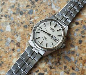 Vintage-Seiko-Actus-SS-21-Jewels-Automatic-6306-7010-Kanji-November-1976