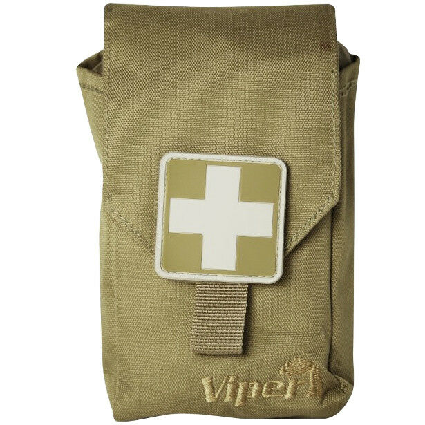 Viper Tactical First Aid Kit Molle Pouch Military Army Modular