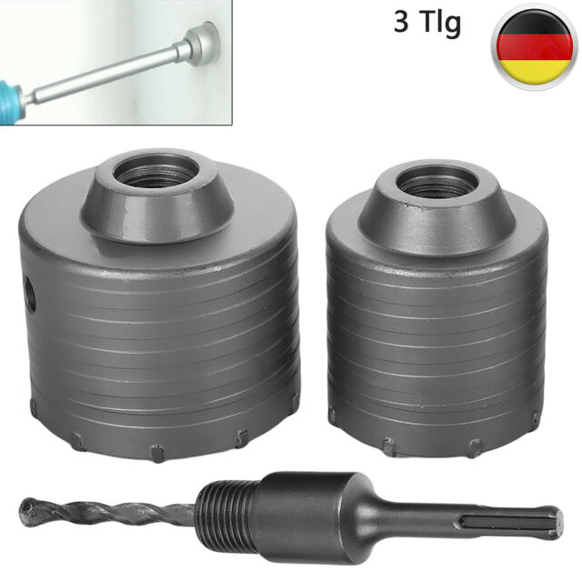 Bohrkrone Dosenbohrer SDS Plus 65Mm80Mm Bohrhammer Steckdose Schalter Bohrer Set