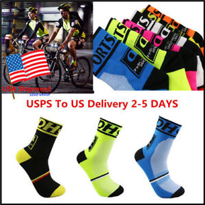 Sport-Compression-Socks-Arch-Support-Ankle-Socks-Running-Athletic-Travel