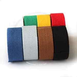 Velox-Tressostar-90-Vintage-Cinta-de-manillar-de-Textil-div-Colores-1-Rollo