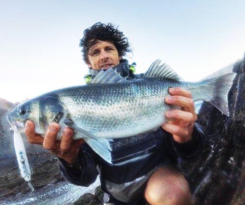 Samson leurres ENTICER Sub Surface Tweak Appât 15 g bass pêche brochet leurre