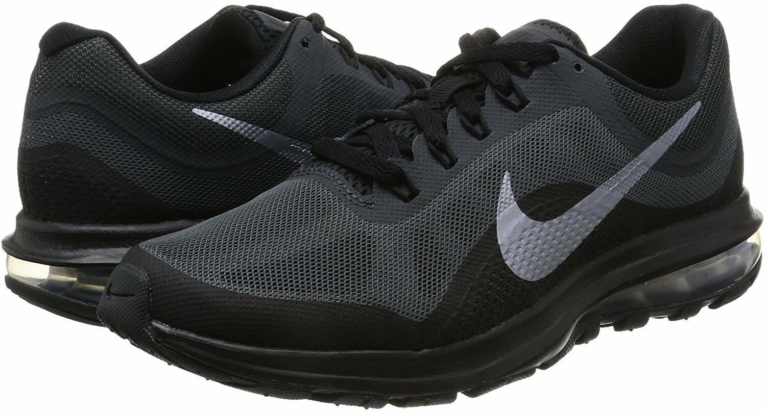 Women's Nike Air Max Dynasty 2 Running Shoes, 852445 001 Size 11 Anthracite/G