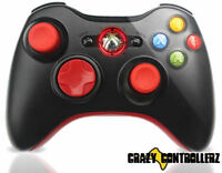 Xbox 360 Modded Controller Rapid Fire Mod Gow Bf4 Cod Ghosts Advanced Warfare