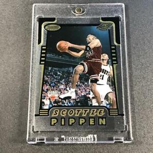 SCOTTIE-PIPPEN-DAVID-ROBINSON-1996-BOWMAN-039-S-BEST-HONOR-ROLL-CHROME-INSERT-NBA