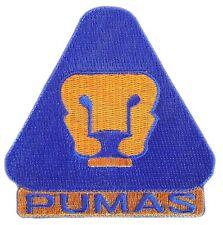 CLUB DE FUTBOL UNIVERSIDAD NACIONAL A.C. UNAM U.N.A.M. PUMAS LIGA MX PATCH