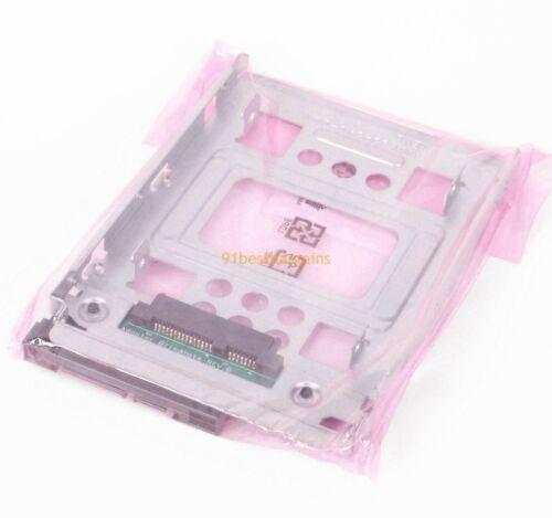 """2.5/"""" to 3.5/"""" Adapter SAS SATA SSD HDD 654540-001 Tray Caddy N54L N40L N36"""