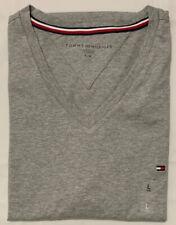 d6a690a1ae1e item 3 Tommy Hilfiger Mens T-shirt V-NECK Classic Fit Flag Logo Short Sleeve  Solid New -Tommy Hilfiger Mens T-shirt V-NECK Classic Fit Flag Logo Short  ...
