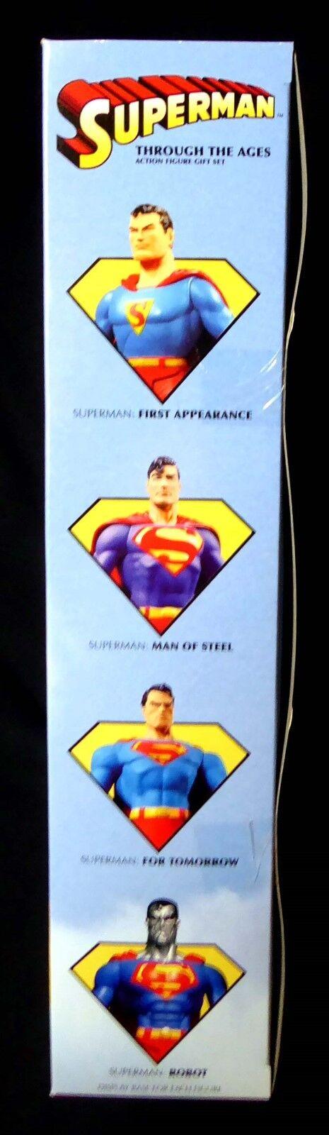 FigÜrchen Verbunden Superman 14 Cm Spielzeug Dc Comics 100% Garantie
