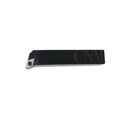 1P SDQCR2020K11 CNC Lathe External Turning Tool Holder For DCMT11T3 Insert