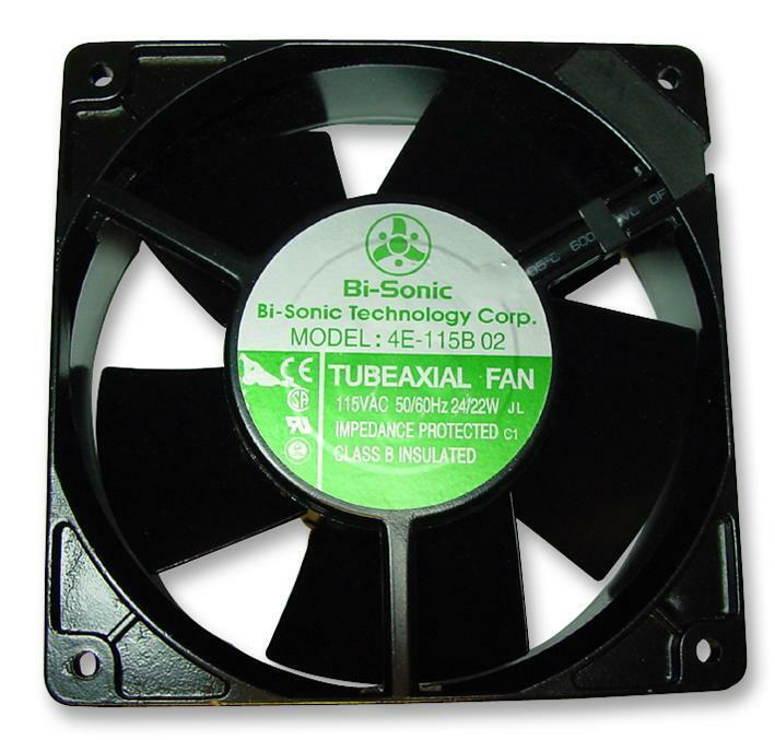 FAN AC 119MM HIGH AIRFLOW 230V Fans Axial - MG67645