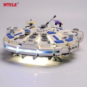NEW-LED-Light-Up-Kit-For-LEGO-75212Star-Wars-Story-Kessel-Run-Millennium-Falcon