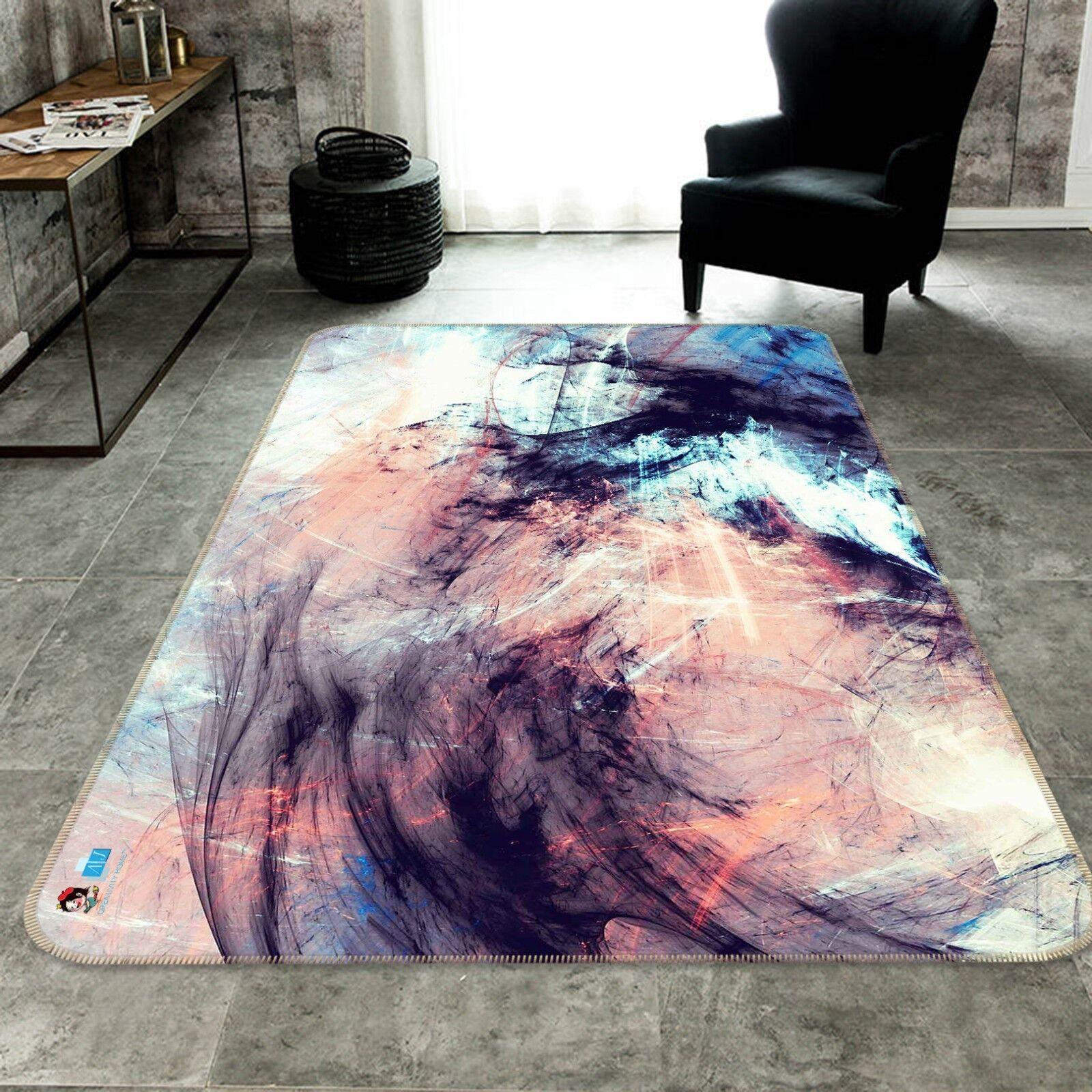 3D Ink Paintings 88 Non Slip Rug Mat Room Room Room Mat Quality Elegant Photo Carpet AU 3ccd77