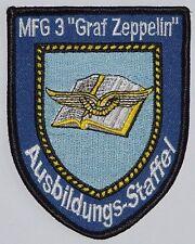 Marine Aufnäher Patch Ausbildungs - Staffel MFG 3 Graf Zeppelin .........A2512
