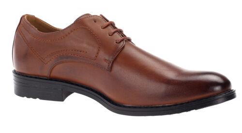 Herrenschuhe Business Schuhe Schnürschuhe Leder-Optik Derbys Halbschuhe 16032