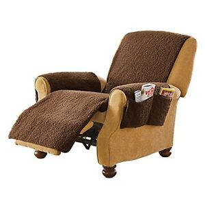 Astonishing Details About Recliner Chair Cover With Pockets Protective Fleece Furniture Lazy Boy Slipcover Spiritservingveterans Wood Chair Design Ideas Spiritservingveteransorg