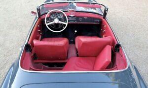1960 Mercedes-Benz SL cuir