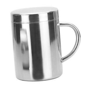 Tasse-Inox-Double-Paroi-Accessoire-de-Cuisine-Mug-Isolee-Incassable