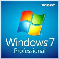 Microsoft Windows 7 Professional 64 Bit Sp1 Full [dvd+ Key Code + Coa] [sealed]