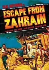 ESCAPE FROM ZAHRAIN (Gina Lynn) - DVD - Region 1