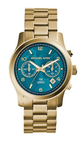 Michael kors hunger stop mid size 100 series mk5815 wrist watch for stock photo gumiabroncs Gallery