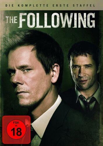 The Following - Season/Staffel 1 * NEU OVP * 4 DVDs