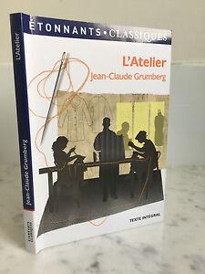Increibles-Clasicos-Taller-Jean-Claude-Grumberg-Flammarion-2013