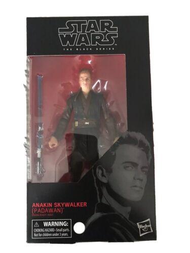 """ANAKIN SKYWALKER PADAWAN Star Wars Black Series 6/"""" Action Figure"""