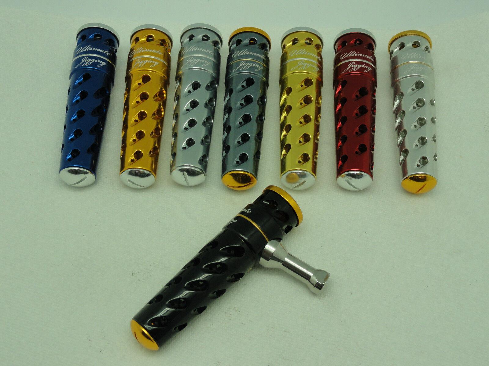 UJ T-BAR T092D knob for DAIWA Saltiga DOG FIGHT Saltist 45008000 REEL BK GD