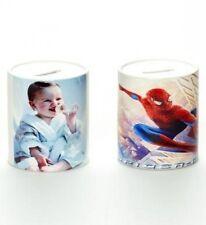 Personalised Ceramic Money Box New Baby/Birthday Gift