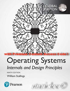 3 Days Aus Operating Systems Internals Design Principles 9e Stallings W Code 9781292214290 Ebay