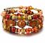 Boho-Multilayer-Natural-Stone-Bead-Tassel-Pendant-Chain-Bracelet-Charm-Women-Set thumbnail 20