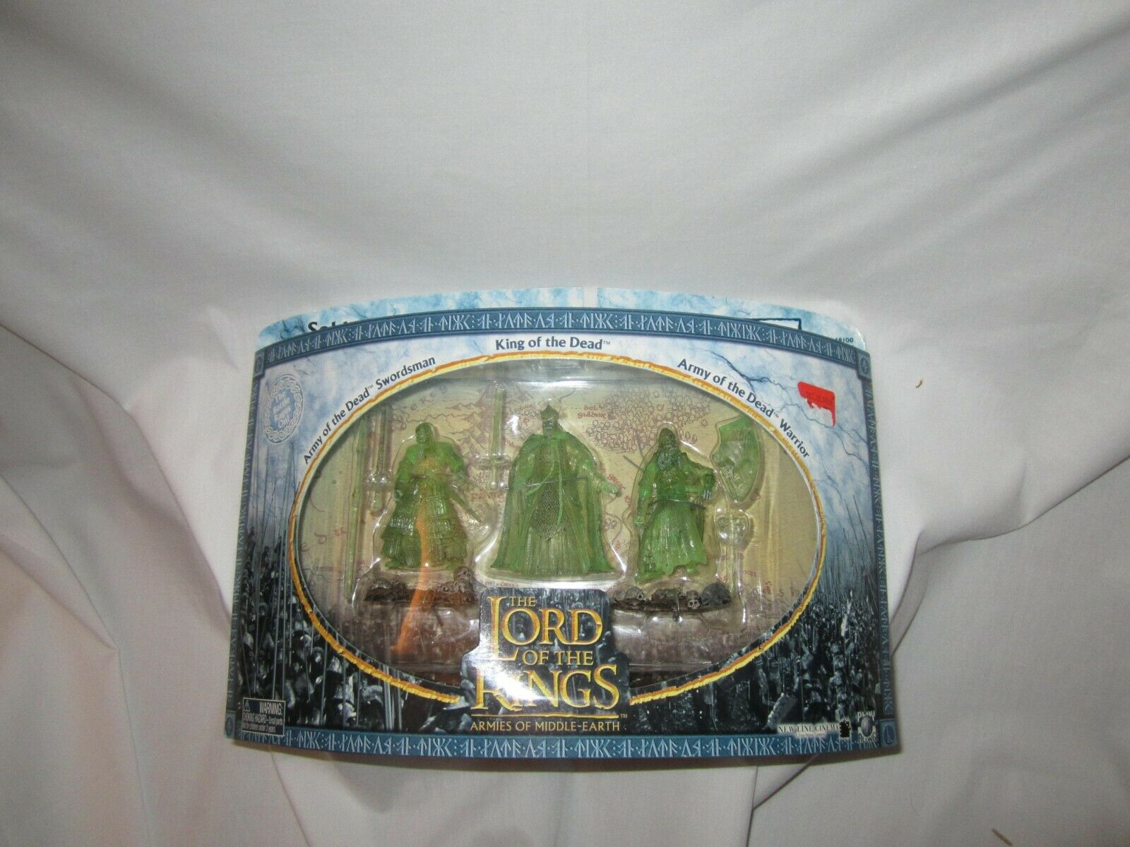 Lord of the Rings Soldier and Scenes Army of the Dead