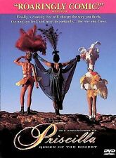 Priscilla Queen of Desert, Good DVD, Murray Davies, Guy Pearce, Terence Stamp, R