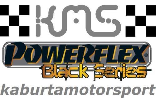 ,8 DeDion with Watts Linkage PF8-903BLK SUPPORTI POWERFLEX BLACK Caterham 7