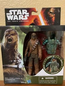 "/""Star Wars-Chewbacca-b3915/"" circa 33cm GRANDI-DISNEY-HASBRO"