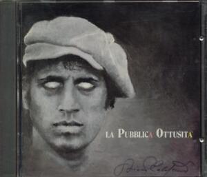 Adriano-Celentano-La-Pubblica-Ottusita-Cds-6073-No-Barcode-Cd-Ottimo