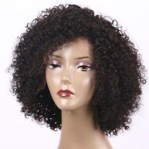 Details about 10\' Short Bob Curly Wigs Brazilian
