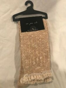 f0f554ffa55 Image is loading NWT-Womens-URBAN-OUTFITTERS-Ribbed-Knee-High-Socks-