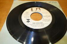 """*RARE* 1972 WAR 7"""" 45rpm CISCO KID Beetles And Bog CANADA press UNITED ARTISTS M"""