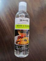 Bayes Mineral Oil Wood & Bamboo Conditioner And Protectant 160 8 Fl. Oz.