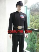 Imperial Officer Uniform costume Star Wars Black / Grey