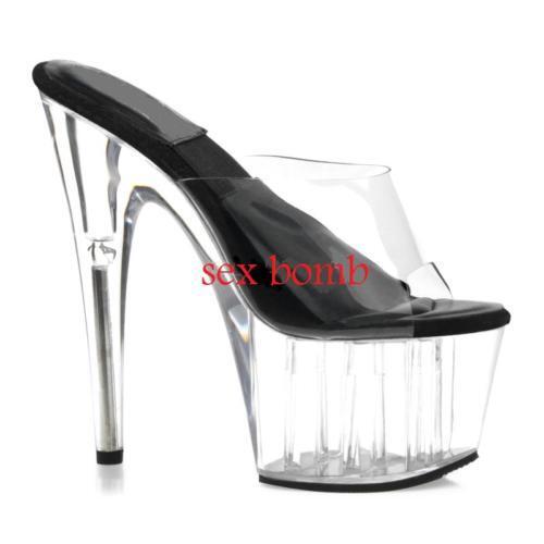 SEXY SEXY SEXY zapatos DISCO mujer GLAM SANDALI PLATEAU TACCO 17,5  ahorra hasta un 70%