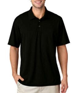 UltraClub Mens Cool /& Dry Sport Polo Shirt