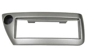 Adaptateur-facade-cadre-reducteur-couleur-argent-autoradio-pour-Ford-KA-1997