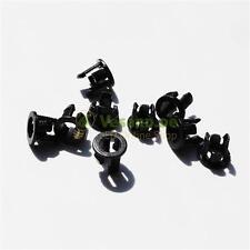 100 LED Montageringe 5mm LEDs Fassung Kunststoff Ring Modellbau Montage Halter